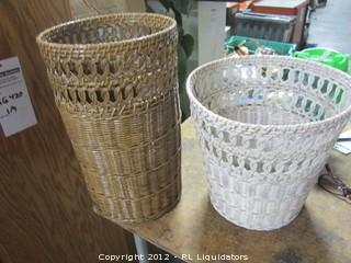 2-Waste Baskets