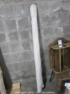 Material for Upholstery Beige