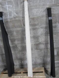 Material for Upholstery White