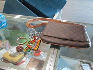 Ladies Purse and miscellaneous Jewelry