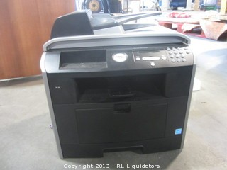 Dell Fax Machine/Printer/Copy