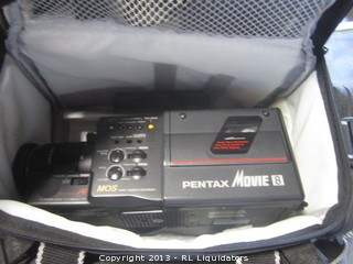 Mos Pentax Movie 8 w/bag and instructions