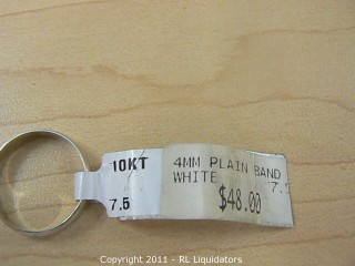10kt. Silver Ring