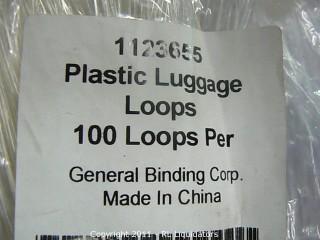 Plastic Luggage Loops