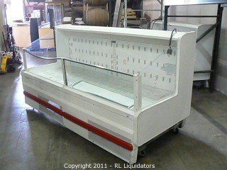 Hill Phoenix Refrigerated Display Case