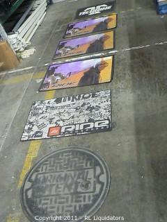 Scateboard Floor Mats