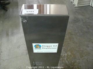 Diaper Kit Dispenser