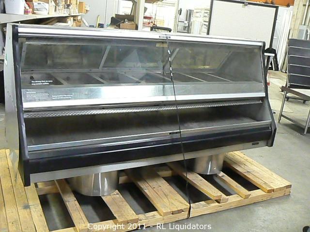 BIDRLCOM Online Auction Marketplace Auction Used Restaurant - Restaurant equipment steam table