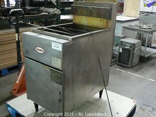 Dean Natural Gas Fryer