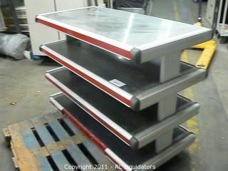 Heated Shelf