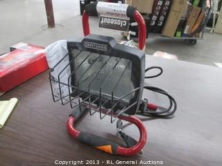 Craftsman Work light/ 500W Halogen