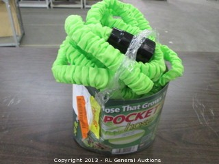 Hose that grows 50'/ as seen on TV