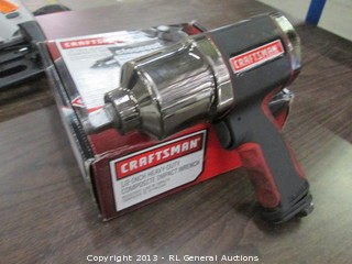 Craftsman 1/2 inch Heavy Duty Composite Impact Wrench