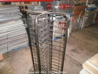 Retail Slatwall / Peg Hook Display Fixture