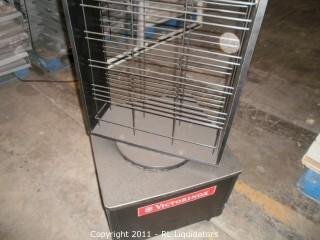 Retail Victorinox Slatwall / Peg Hook Display Fixture