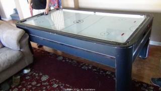 Regulation Size Air Hockey Table
