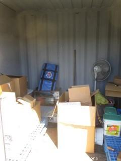 Lot #0904 8 X 10 Storage Unit Contents