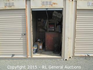 Lot #5002 5x8 Storage Unit Contents