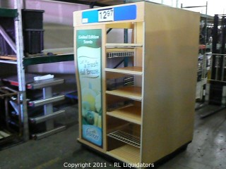 Shelf, Cubical Display