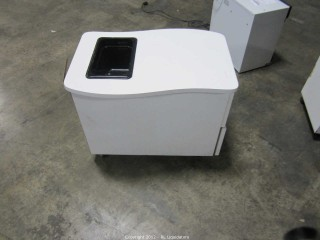 2-Drawer Pedicure Cabinet