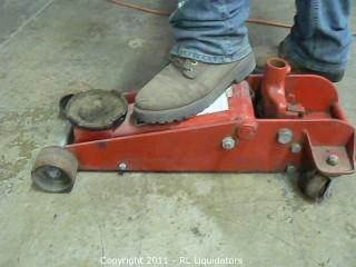 Steelman 3.5 Ton Floor Jack