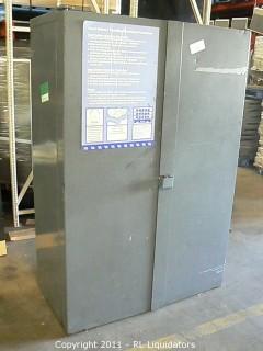 Heavy Duty Locking Tool Cabinet