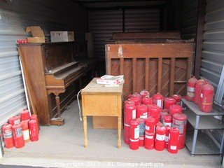 Lot #1102 10 X 20 Storage Unit Contents & BIDRL.COM Online Auction Marketplace - Airport Park Storage ...
