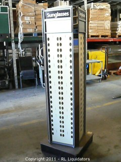 Display Tower Fixture