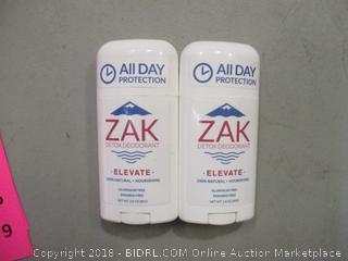 Zak Detox Deodorant