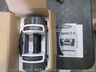 Powerblock Sport 2.4