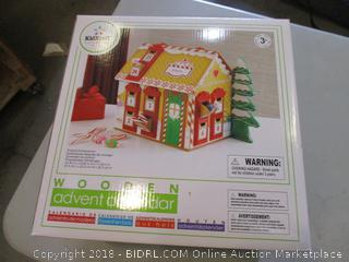 KidKraft Wooden Advent Calender
