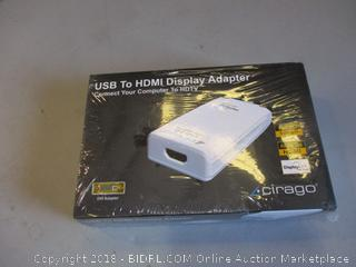 USB To HDMI Display Adapter (Sealed)