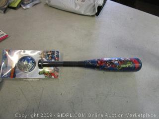 Avengers Bat and Ball
