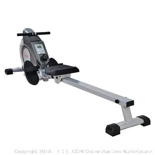 Sunny Health & Fitness Magnetic Rowing Machine LCD Monitor SF-RW5515 (Retail $209.00)