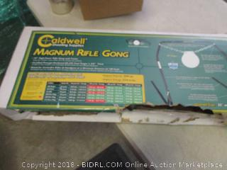 Magnum Rifle Gong