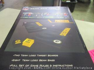 Packers Bean Bag Toss