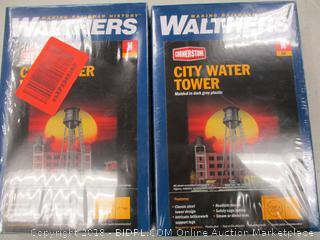 city water tower kit