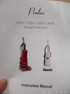 Prolux Vacuum