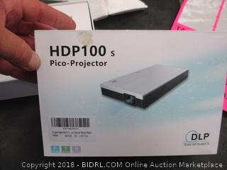 HDP 100 Pico Projector
