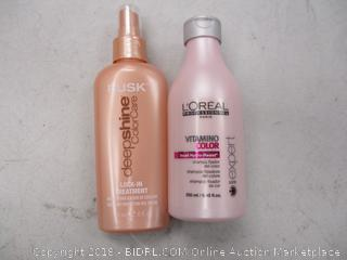 color protection hair products