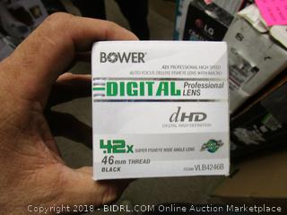 Power Digital Professional Lens