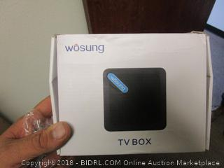 Wosung TV Box