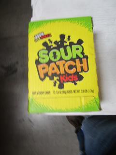 Sour Patch Kids