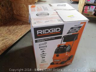 Ridgid Wet/Dry Vac  Missing Part See Pictures