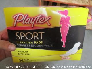 Playtex Sport Ultra Thin Pads