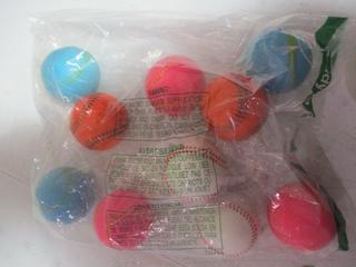 Toy Softballs