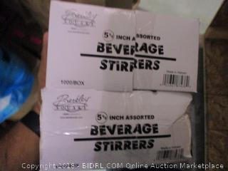 Beverage Stirrers