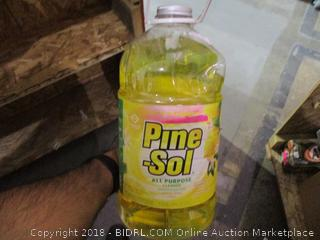 Pine Sol Cleaner