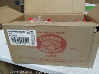 French Market Coffee/Filters