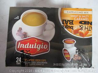 Indulgio Cappuccino K Cups